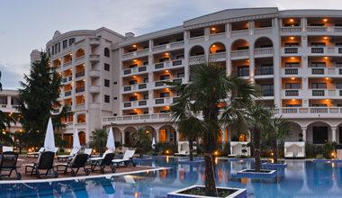 Нова Година 2020 в Гранд хотел и СПА Приморец 5*, Бургас