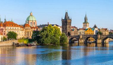 Нова година 2018 в Прага – 990 лв.